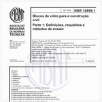 NBR14899-1