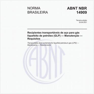 NBR14909 de 09/2012