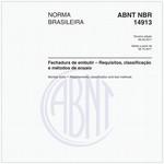 NBR14913