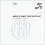 ABNT ISO GUIA33