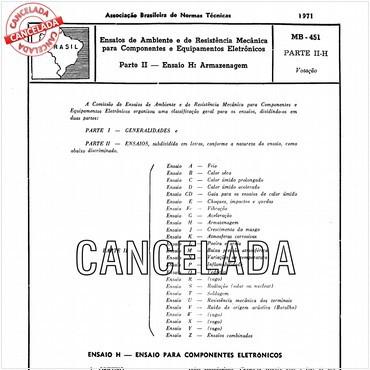 NBR6871 de 1971