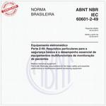 NBRIEC60601-2-49