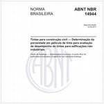 NBR14944