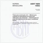 NBR14942