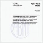 NBR14943