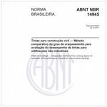 NBR14945