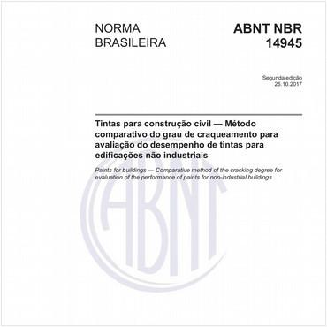 NBR14945 de 10/2017