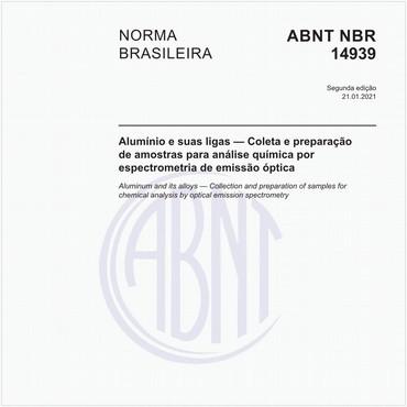 NBR14939 de 01/2021