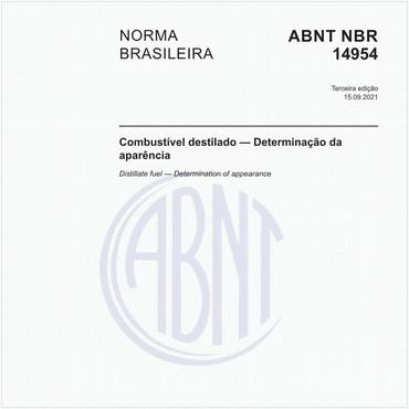 NBR14954 de 01/2011