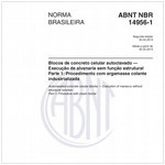 NBR14956-1