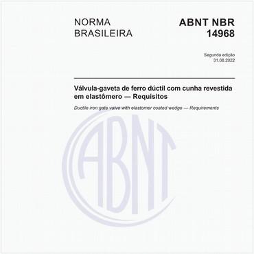 NBR14968 de 07/2003