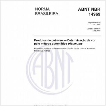 NBR14969 de 10/2008