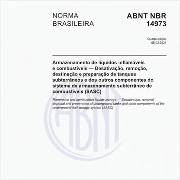 NBR14973 de 11/2010