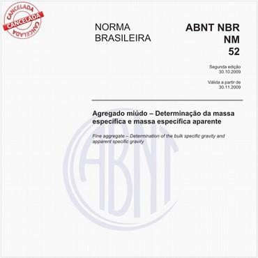 NBRNM52 de 10/2009