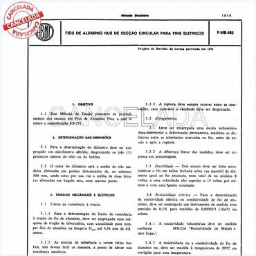 NBR5166 de 01/1996