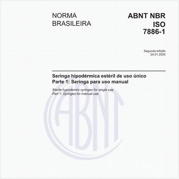 NBRISO7886-1 de 01/2020