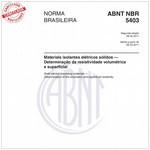 NBR5403