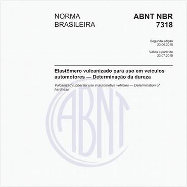 NBR7318 de 06/2015