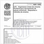 NBR14992