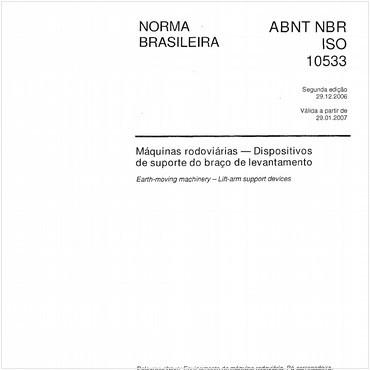 NBRISO10533 de 12/2006