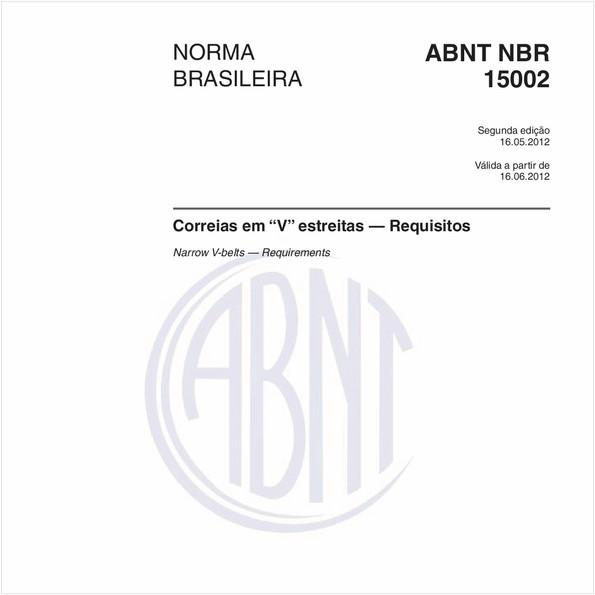 NBR15002 de 05/2012
