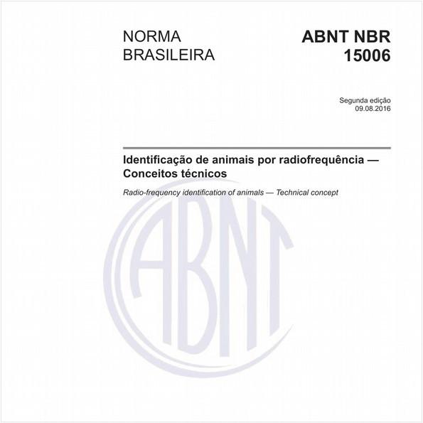 Identificação de animais por radiofrequência - Conceitos técnicos