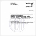 NBRIEC60601-2-37