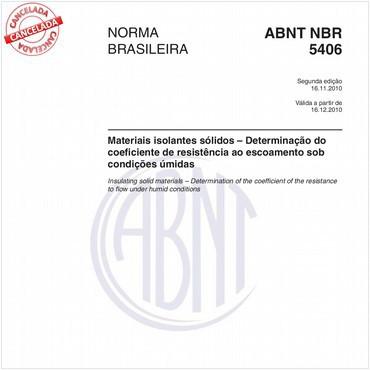NBR5743 de 11/1989