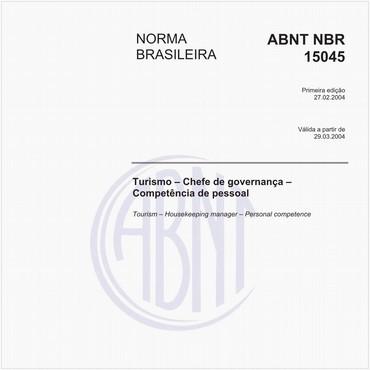 NBR15045 de 02/2004