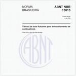 NBR15015