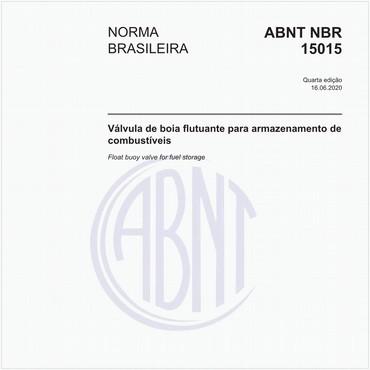NBR15015 de 03/2014