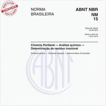 NBRNM15 de 06/2012
