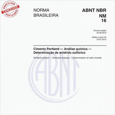 NBRNM16 de 06/2012