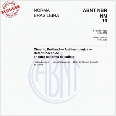 NBRNM19 de 06/2012