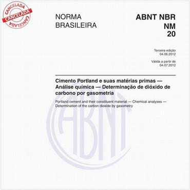 NBRNM20 de 06/2012