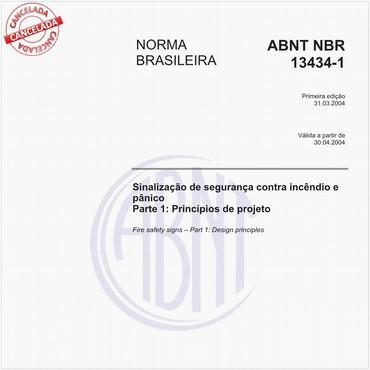 NBR13434-1 de 03/2004