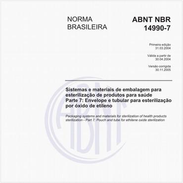 NBR14990-7 de 03/2004