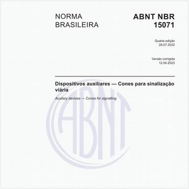 NBR15071 de 01/2015