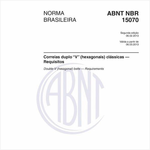 NBR15070 de 02/2013
