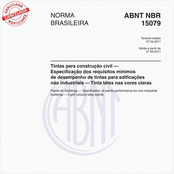 NBR15079 de 09/2019