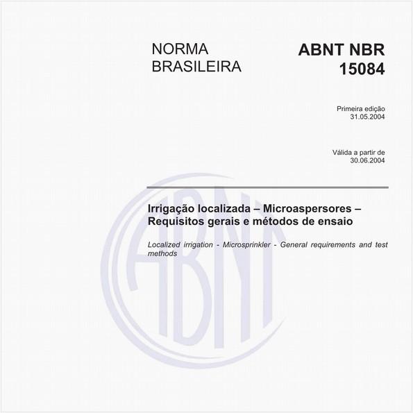 NBR15084 de 05/2004