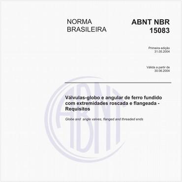 NBR15083 de 05/2004