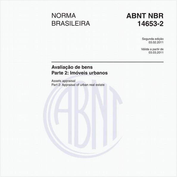 NBR14653-2 de 02/2011