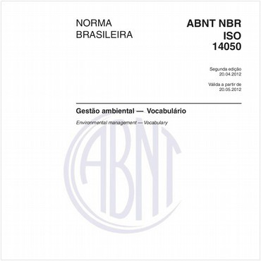 NBRISO14050 de 04/2012