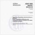 NBRNM-IEC60335-2-8
