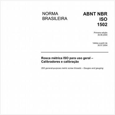 NBRISO1502 de 06/2004
