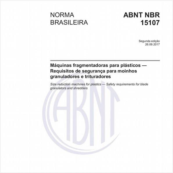 NBR15107 de 09/2017