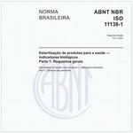 NBRISO11138-1