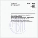 NBRISO11138-2