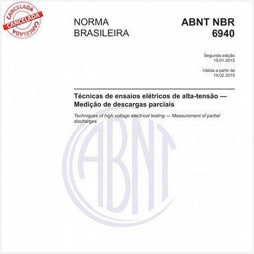 NBR6940 de 01/2015
